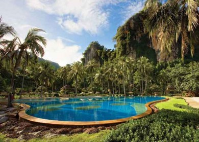 Rayavadee Resort  กระบี่-3