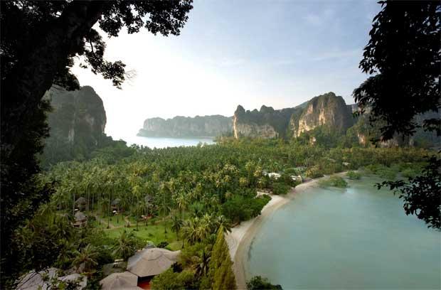 Rayavadee Resort  กระบี่15